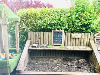 Pre-School (Mud Kitchen)