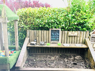 Pre-School (Mud Kitchen)
