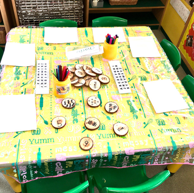 Pre-School (Counting)