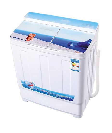 Напівавтоматична двобакова  пральна машина з віджимом PWA 652 GB