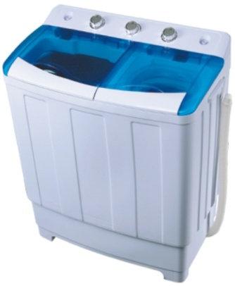 Напівавтоматична двобакова  пральна машина з віджимом PWA 862 PB