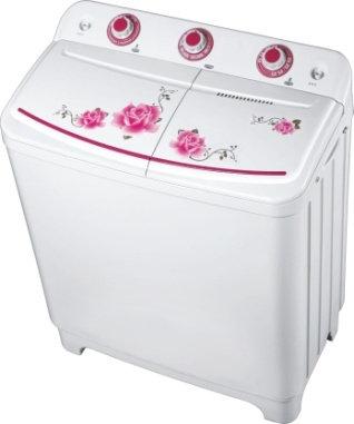 Напівавтоматична двобакова  пральна машина з віджимом PWA 622 PR