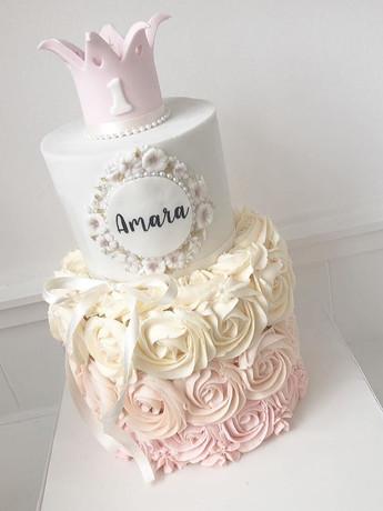 #princesscake #birthdaycake #firstbirthd