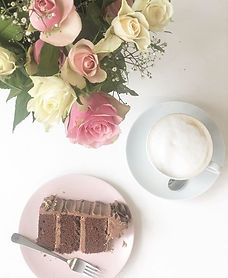 Coffee and Cake #oneoflifesgreatestmomen