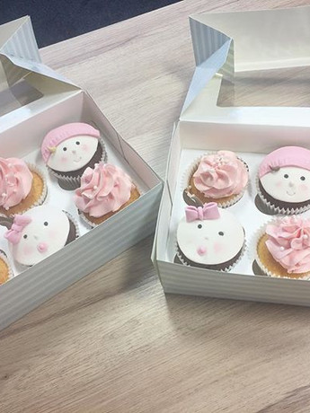 How cute are these!! 😍😍#babyshower #pi