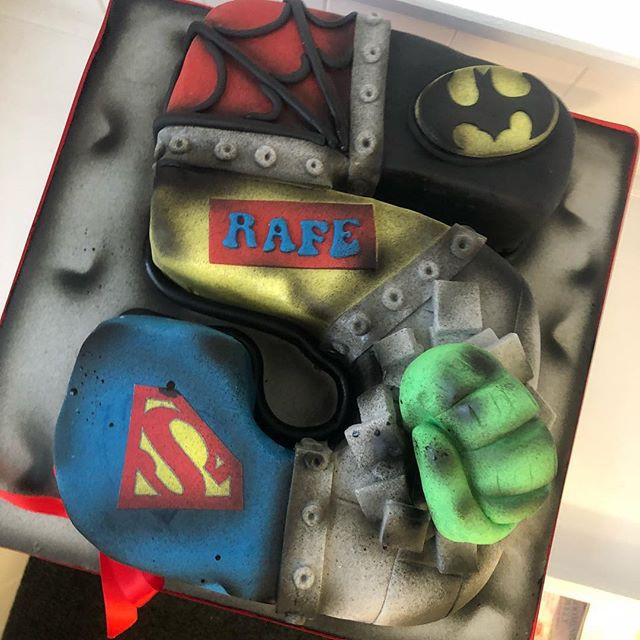 Happy 5th Birthday to Rafe! #happybirthd