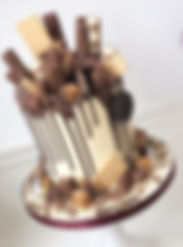 Drip cakes - perfect for every one! No m