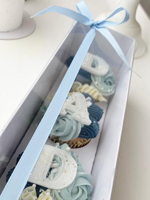 Luxury DAD cupcakes. £15.