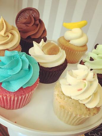 #cupcakes #saltedcaramelcupcake #bubbleg