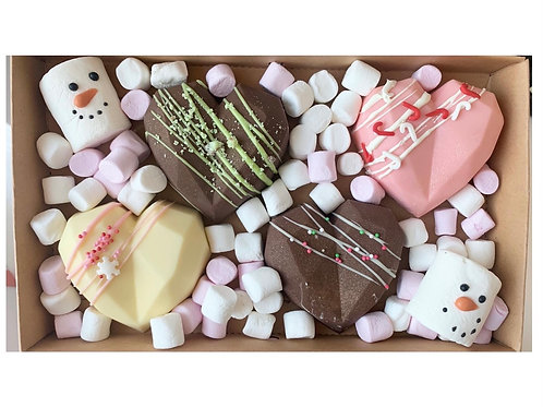 Hot Chocolate Bomb Gift Box £16.50