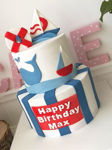 Happy 1st Birthday amazing with this Nau