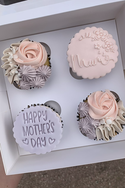 Mother's Day Cupcakes £15.00