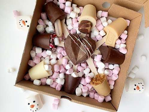 Hot Chocolate Stirrer Gift Set £20.00