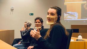 Interprétation des questions d'actualité en langue des signes en séance plénière,  le 14/01/21