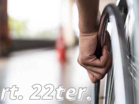 Handicap : le droit à l'inclusion inscrit dans la Constitution