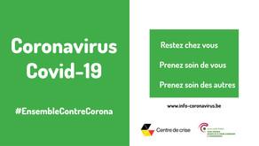 Lutte contre le coronavirus : la solidarité de retour !