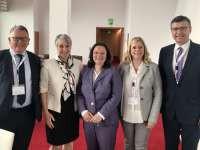 Emploi : stratégie OCDE - un forum de haut niveau à Berlin