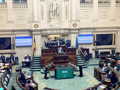 L'avant-projet de loi Pandémie passé au crible au Parlement