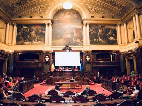 Réunion conjointe des Comités Chambre/Sénat Émancipation sociale et Égalité