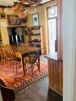 Historic Kitchen Interior