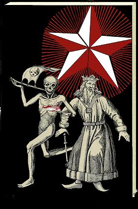 Carnet relié - Danse des morts