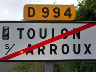 Toulon sur Arroux