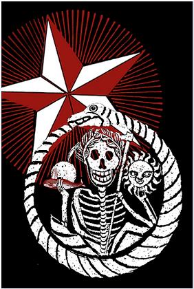 Carte postale - Ouroboros
