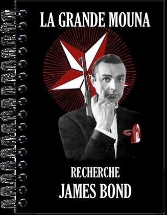 Carnet de notes - James Bond