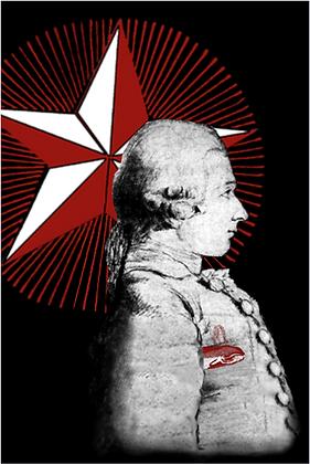 Carte postale - Donatien de Sade