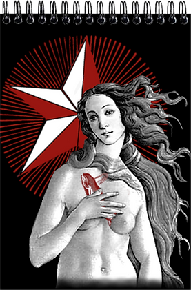 Carnet de dessins - Simonetta Vespucci