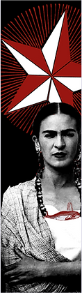Marque-page - Frida Kahlo