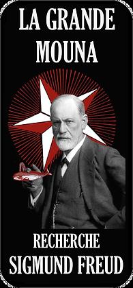 Autocollant - Sigmund Freud