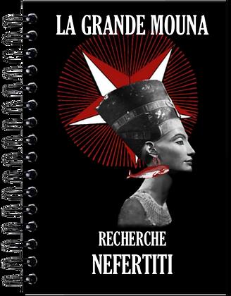 Carnet de notes - Néfertiti