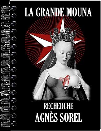 Carnet de notes - Agnès Sorel