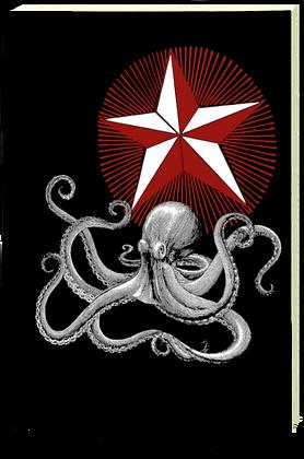 Carnet relié - Octopus