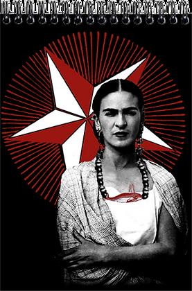 Carnet de dessins - Frida Kahlo