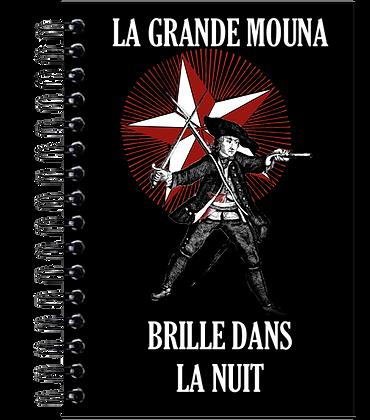 Carnet de notes - Louis Mandrin