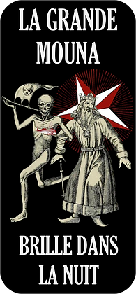 Autocollant - Danse des morts