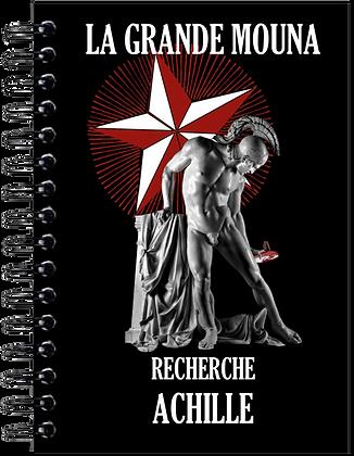 Carnet de notes - Achille