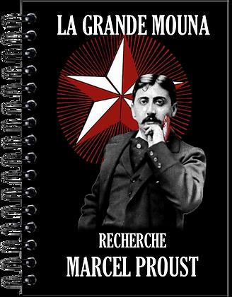 Carnet de notes - Marcel Proust