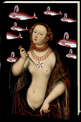 Carnet relié - Lucrèce