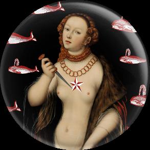 Badge - Lucrèce