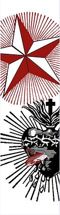 Marque-page - Sacré-Cœur