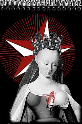 Carnet de dessins - Agnès Sorel