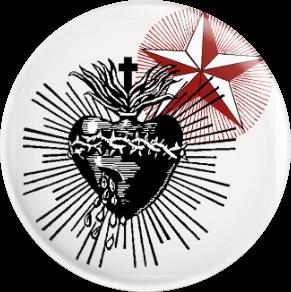 Badge - Sacré-Cœur