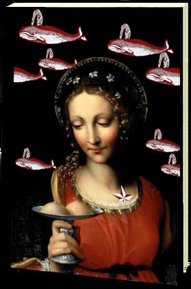 Carnet relié - Sainte Agathe