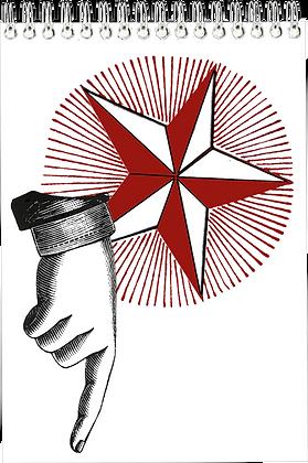 Carnet de dessins - Manchette