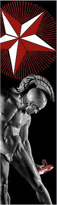 Marque-page - Achille