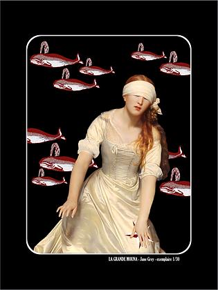Tirage photo - Jane Grey