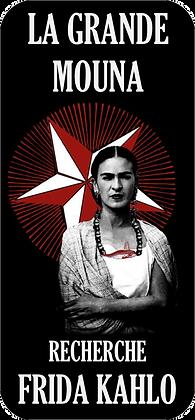 Autocollant - Frida Kahlo